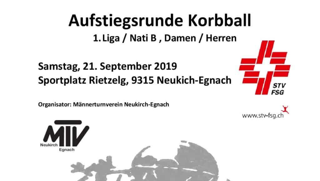 Aufstiegsrunde NLB 2019 Neu